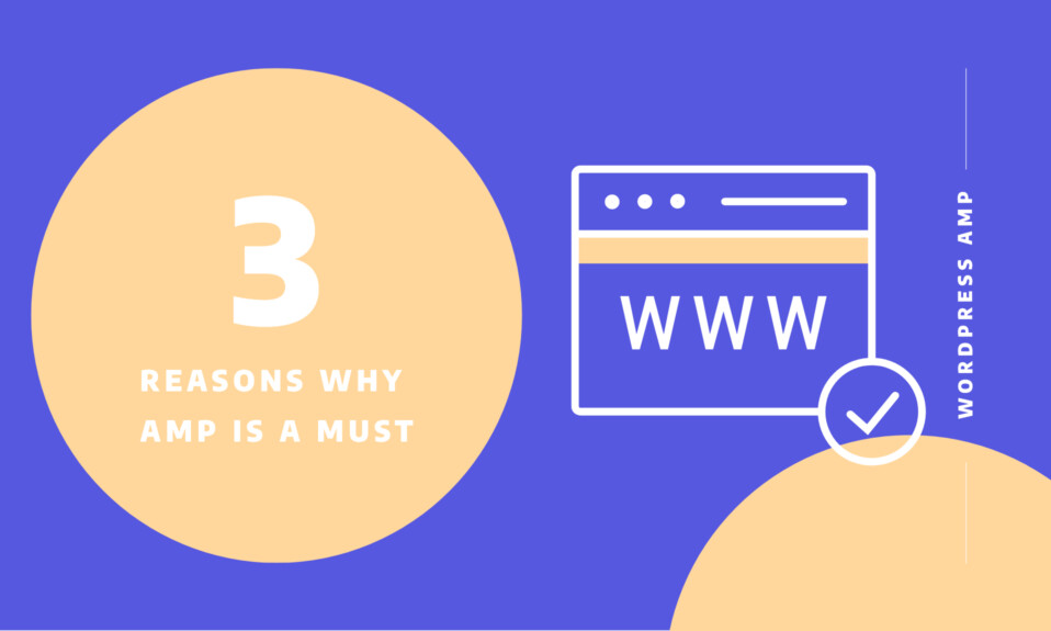 Why WordPress AMP plugin is a must - 3 reasons