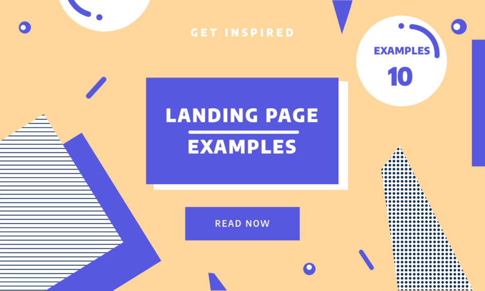 Landing page examples: 10 best examples