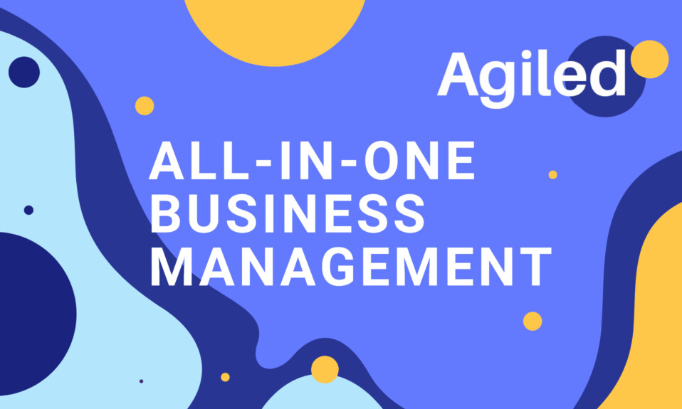 Agiled - An ALL-IN-ONE Business Management Tool