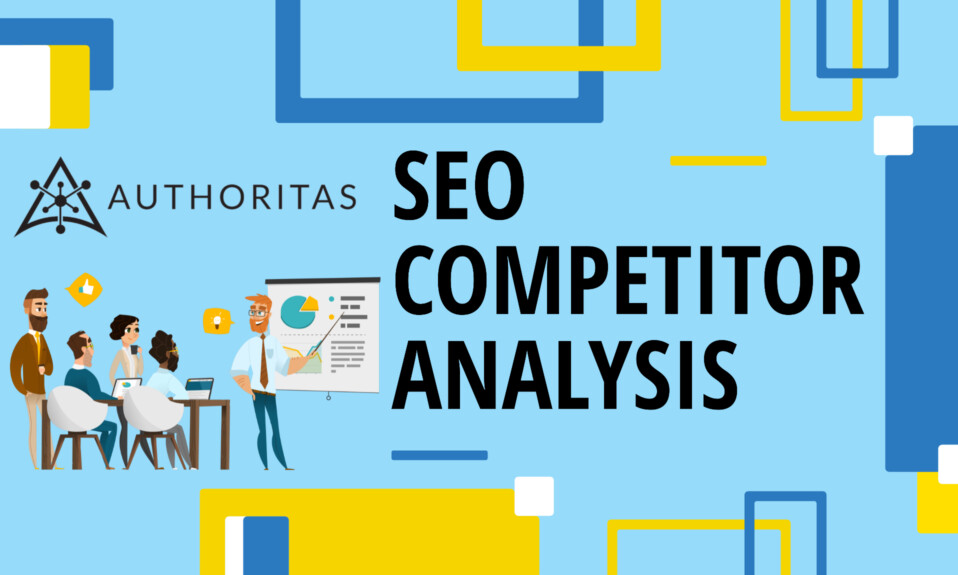 Authoritas - The most powerful SEO Competitor Analysis Tool - Custom dimensions