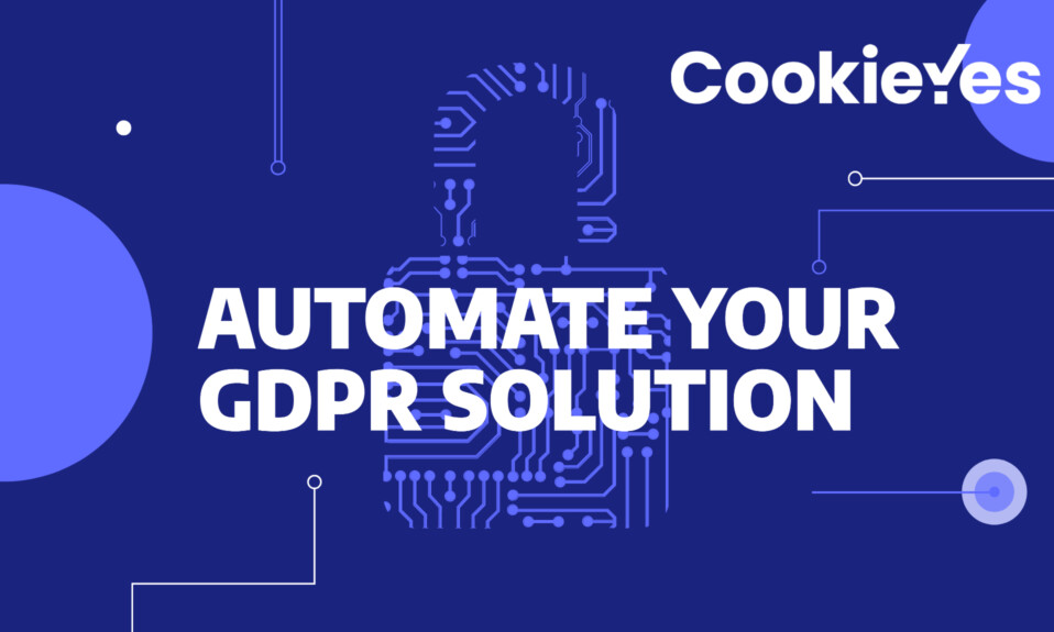 CookieYes - Make your Website GDPR and CCPA Compliant with 1 Click
