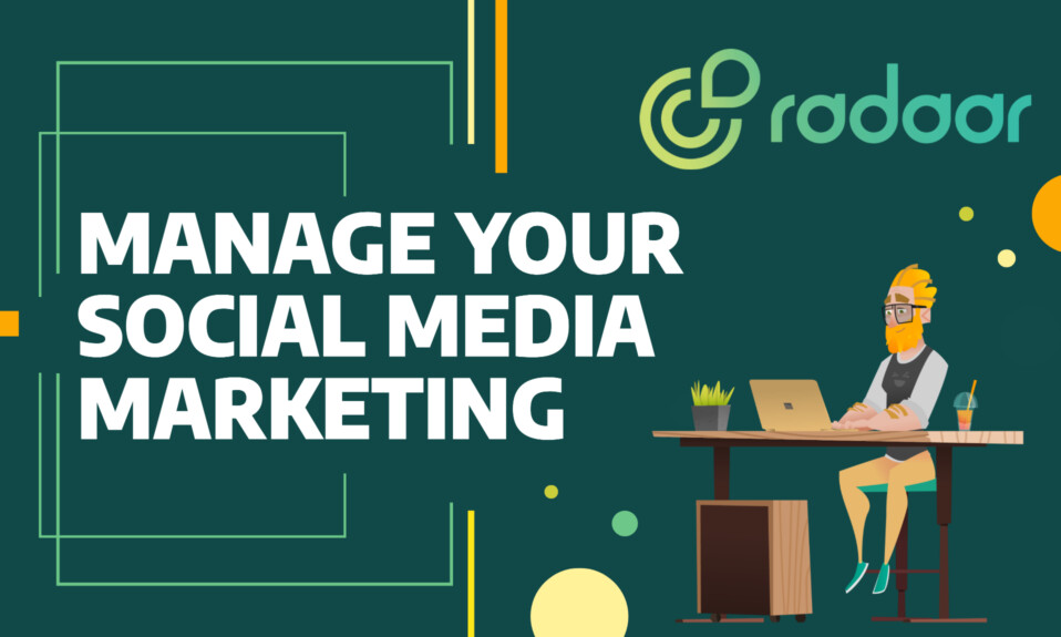 Radaar - Monitor and Manage your Social Media
